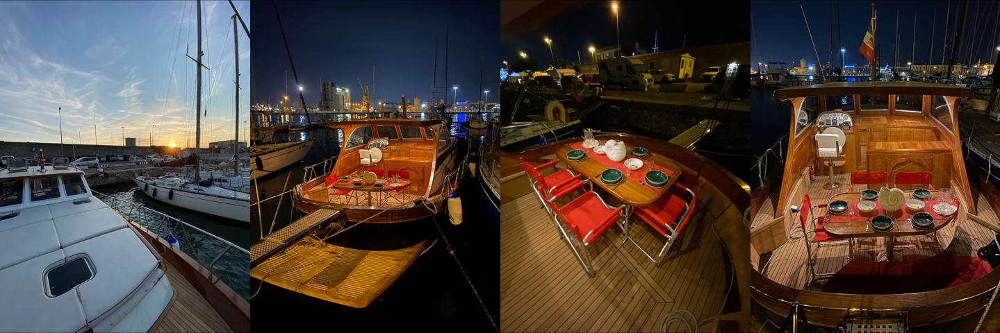 Noleggio barca / Rental boat